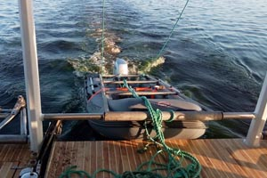 Навигатор 370R. Вся жизнь в море